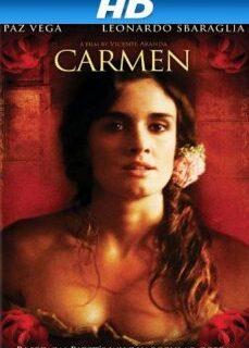 İspanyol Erotik Filmi Carmen Full