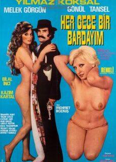 Her Gece Bir Bardayım 1974 Yeşilçam Filmi İzle izle