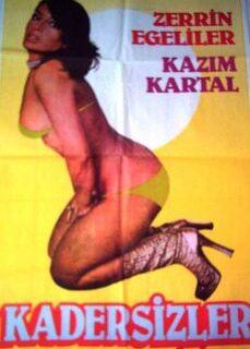Kadersizler 1979 Türk Yeşilçam Erotik Filmi İzle hd izle