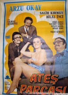 Ateş Parçası 1977 Yeşilçam Arzu Okay Filmi Full İzle reklamsız izle